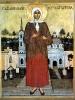 Икона Блаженная Ксения Петербургская