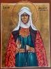 Икона Иулиания Лазаревская