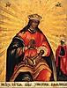 Балыкинская икона Божией Матери. XIX в