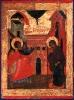 Икона Благовещение  16 век