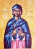 Икона Марфа сестра Лазаря