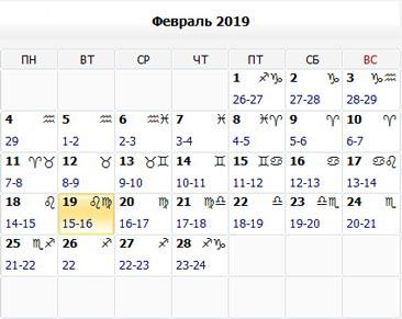 Лунный календарь стрижки волос на сентябрь 2019 года изоражения